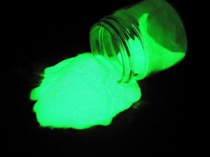 Светящийся в темноте — люминофор