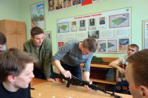 Учебная лаборатория: тяжело в учении – легко в бою