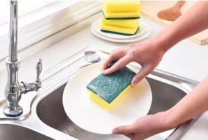 Готовим безопасные средства для мытья посуды