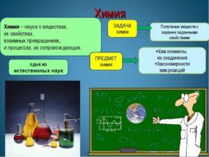 Про науку химию