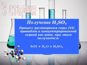 Растворимость двуокиси серы в концентрированной серной кислоте и олеуме