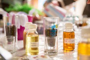 Секреты создания парфюмерии