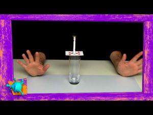 Простые домашние химические фокусы для детей