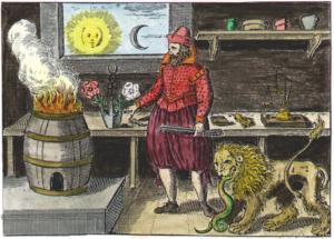 Золото алхимиков: история алхимии