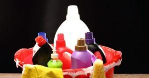 Бытовая химия и её особенности