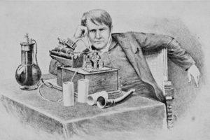 Уникальный гений Томаса Эдисона
