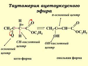 Ацетоуксусный эфир