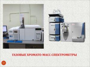 Хромато-масс-спектрометрия
