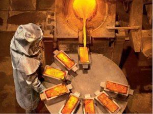 Благородные металлы: технологии разработки и производства