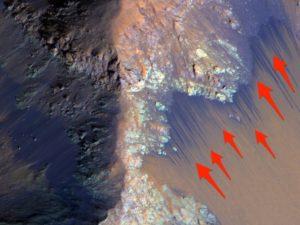 Есть ли вода на Марсе?