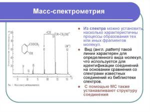Масс-спектрометрия
